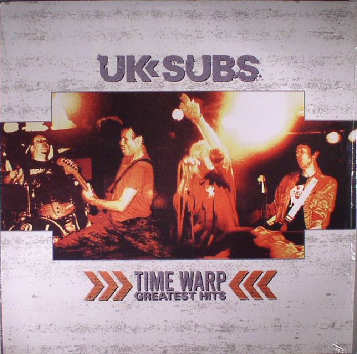 Uk Subs Time Warp Greatest Hits Vinyl At Juno Records