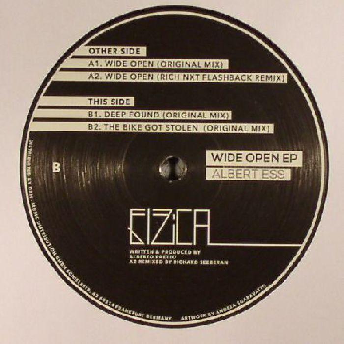 ESS, Albert - Wide Open EP