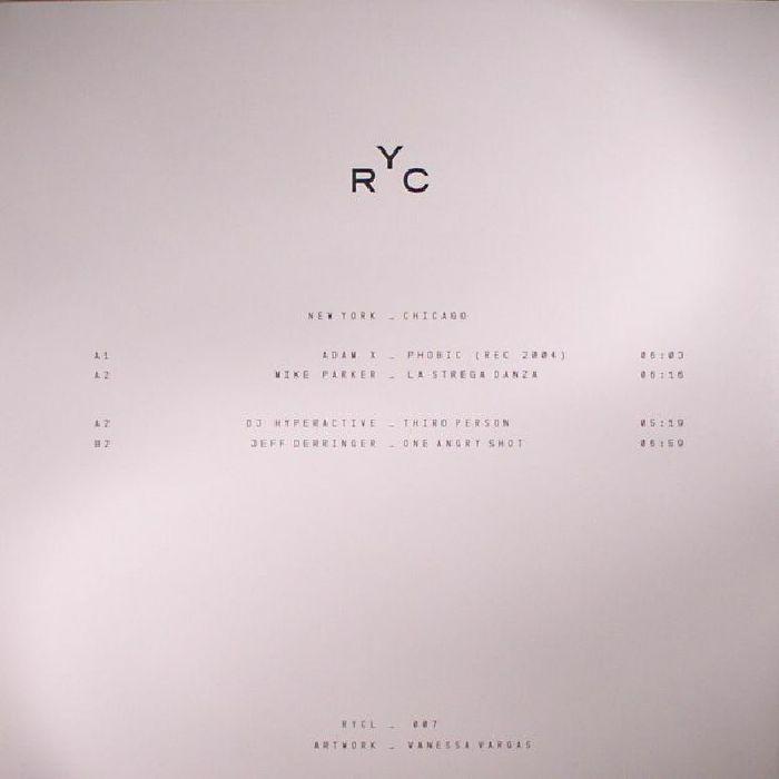 DJ Hyperactive - 5 Of 12 '96