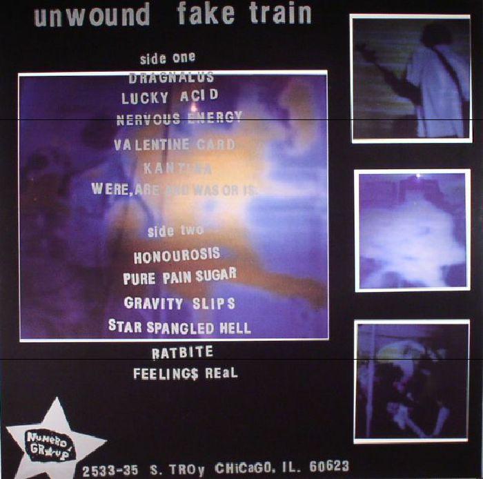 UNWOUND - Fake Train (reissue)
