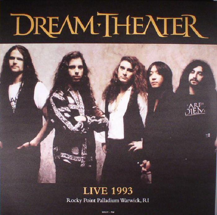 DREAM THEATER - Live At Rocky Point Palladium Warwick 1993
