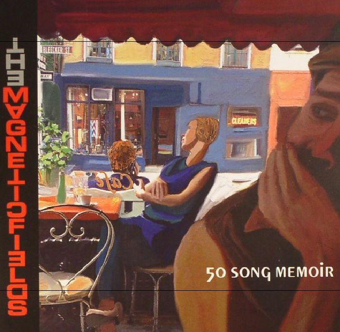MAGNETIC FIELDS, The - 50 Song Memoir