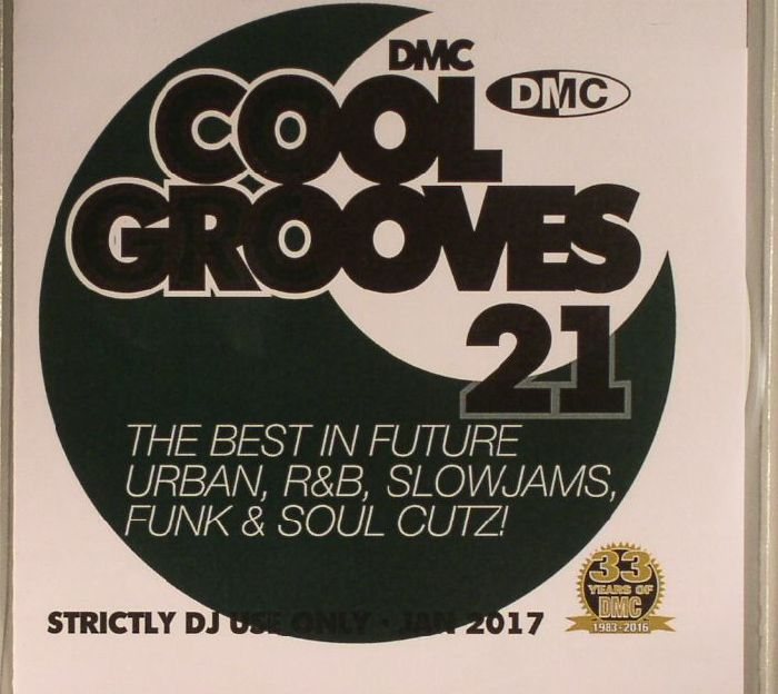 VARIOUS - Cool Grooves 21: The Best In Future Urban R&B Slowjams Funk & Soul Cutz! (Strictly DJ Only)