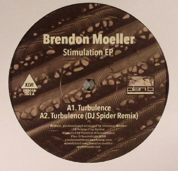 MOELLER, Brendon - Stimulation EP