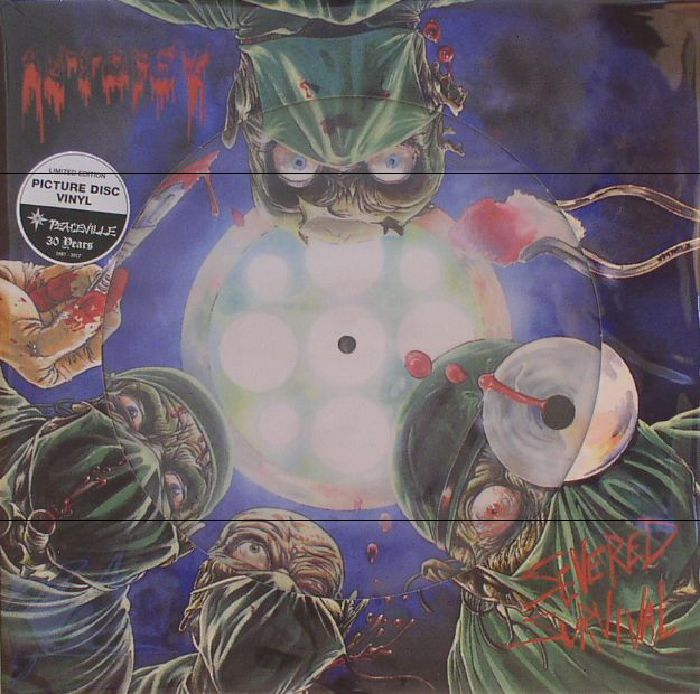 AUTOPSY - Severed Survival (remastered)