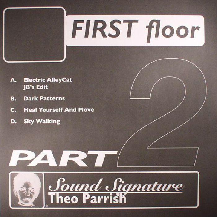 PARRISH, Theo - First Floor Part 2 (reissue)