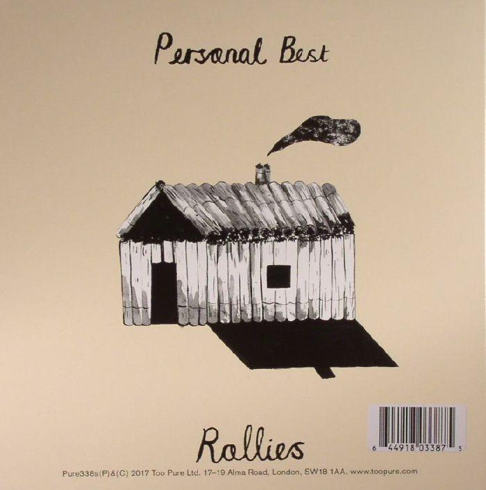 BRUISING/PERSONAL BEST - What It Feels Like/Rallies