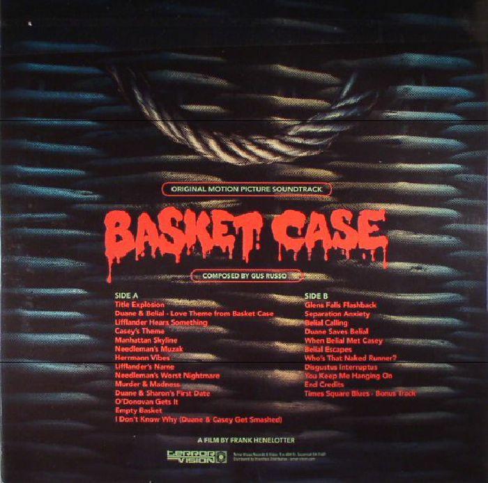 Gus Russo Basket Case Soundtrack Vinyl At Juno Records