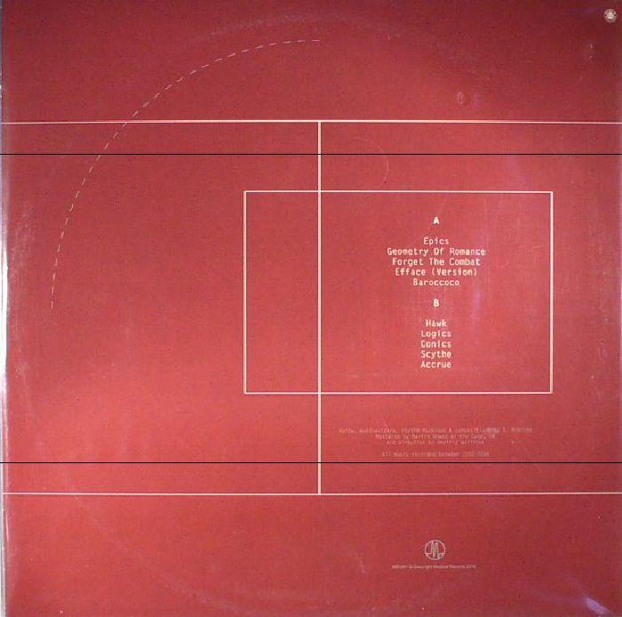 MARTIAL CANTEREL - Navigations: Forgotten Tracks Sketches & Unfinished Work Volume III