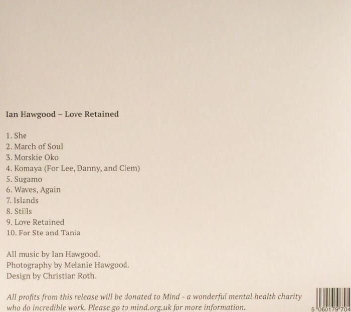 HAWGOOD, Ian - Love Retained