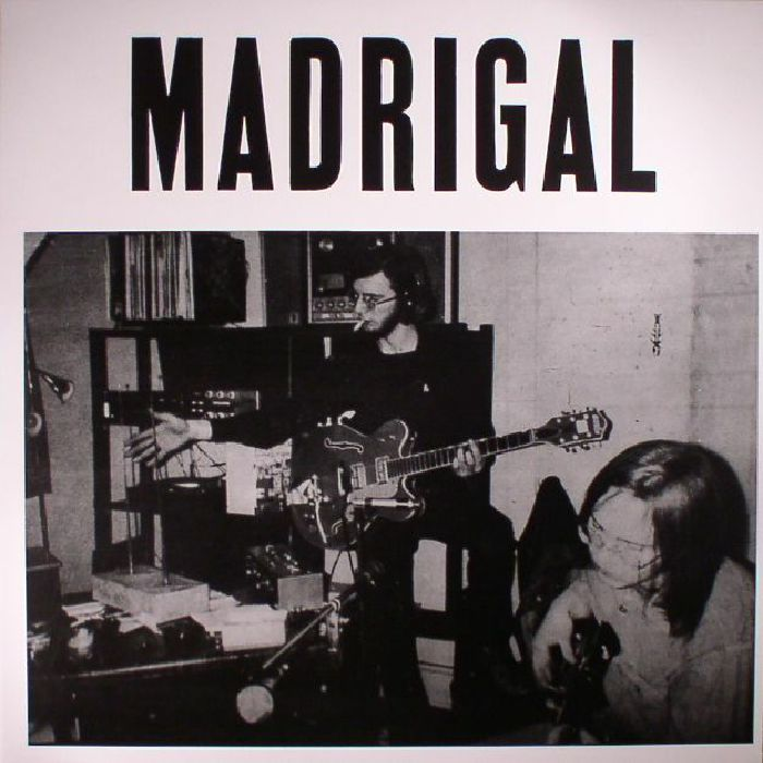 MADRIGAL - Madrigal (reissue) (Record Store Day 2017)
