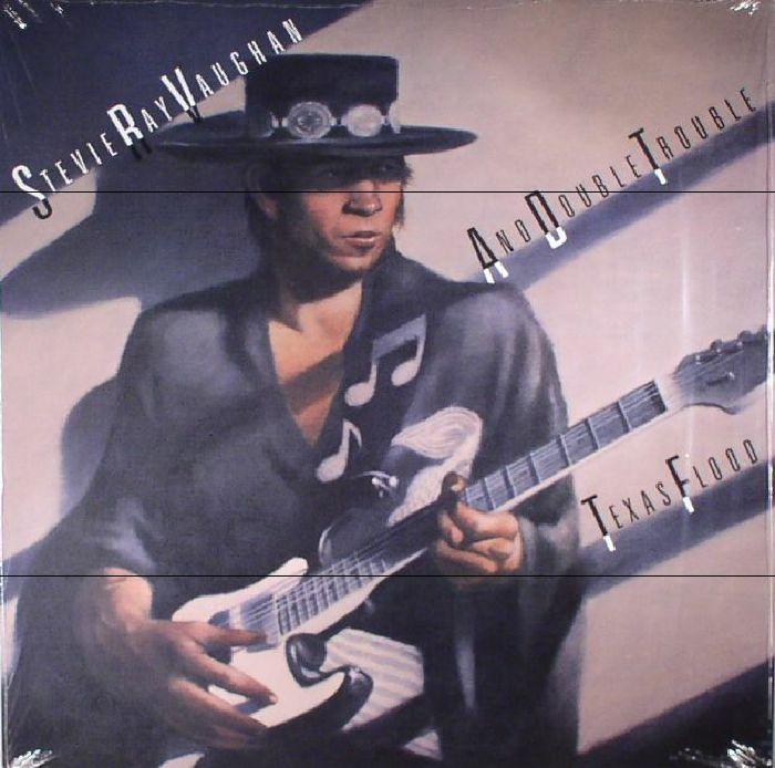VAUGHAN, Stevie Ray/DOUBLE TROUBLE - Texas Flood (reissue)