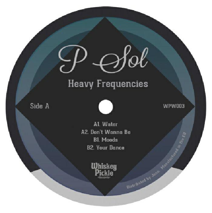 P SOL - Heavy Frequencies EP