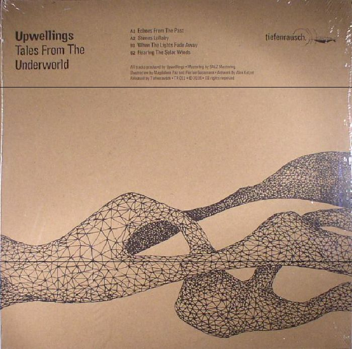 UPWELLINGS - Tales From The Underworld EP