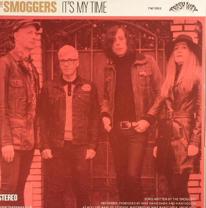 SMOGGERS/CHARM BAG - It's My Time