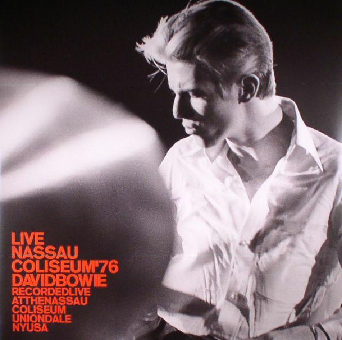 BOWIE, David - Live Nassau Coliseum '76 (remastered)