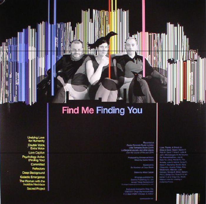LAETITIA SADIER SOURCE ENSEMBLE - Find Me Finding You