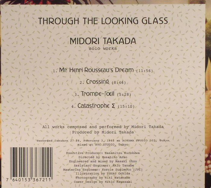 TAKADA, Midori - Through The Looking Glass