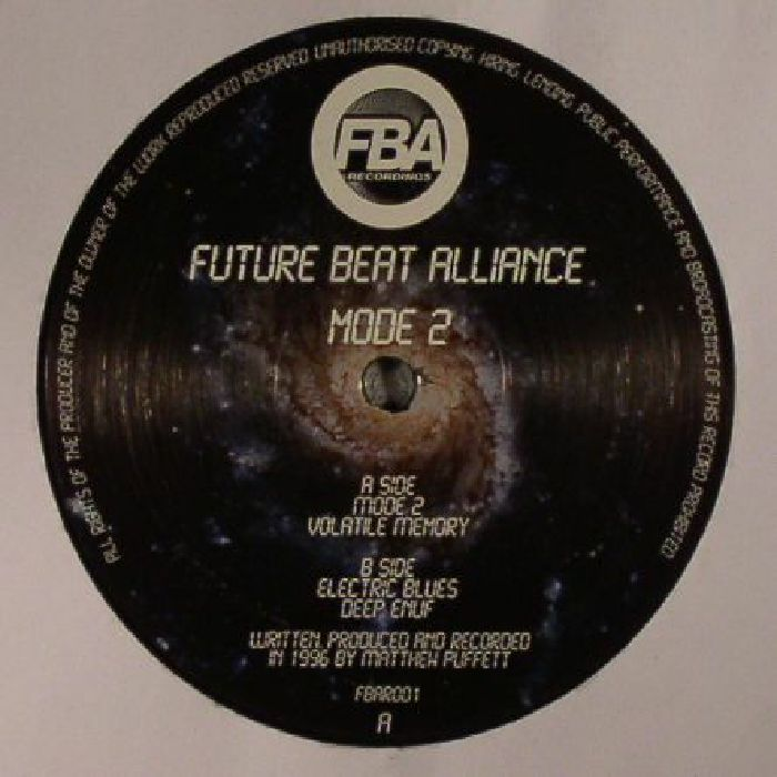 FUTURE BEAT ALLIANCE - Mode 2