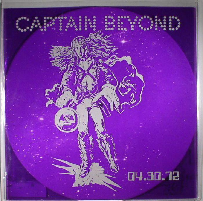 CAPTAIN BEYOND - 04.30.72