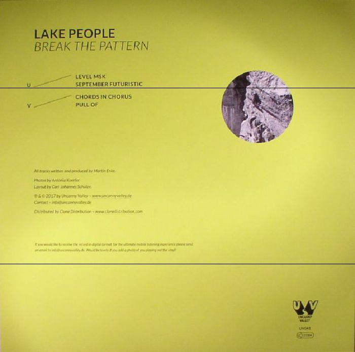 LAKE PEOPLE - Break The Pattern