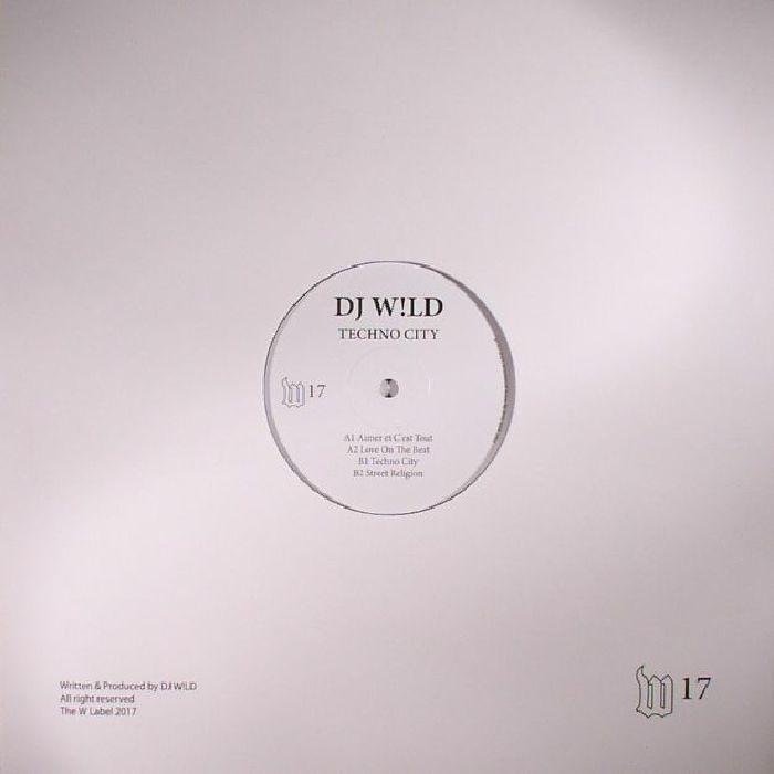 DJ W!LD - Techno City