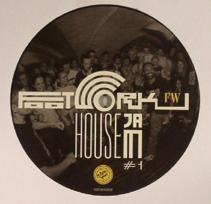 KARIZMA/NUBIAN MINDZ/BYRON THE AQUARIUS/INTR0BEATZ/KID SUBLIME - Footwork House Jam #1