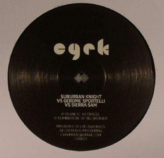 SUBURBAN KNIGHT/GEROME SPORTELLI/SIERRA SAM - CYRK 03
