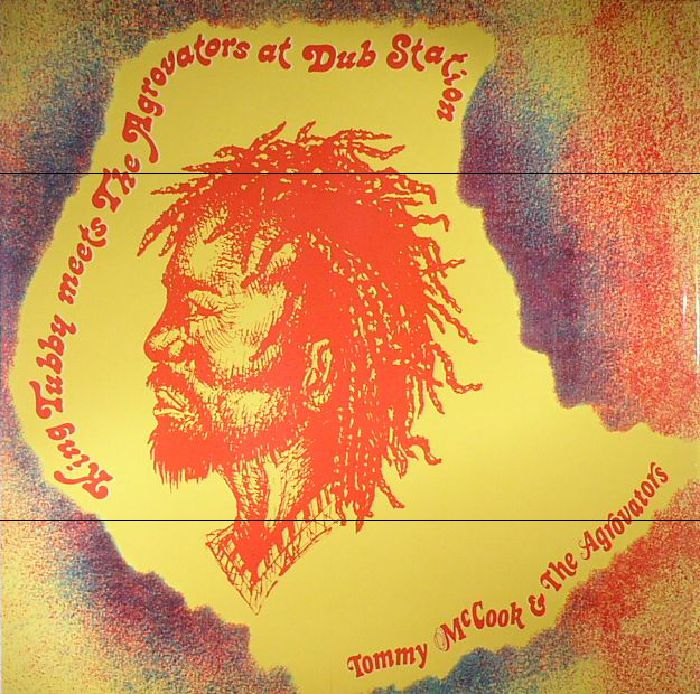 MCCOOK, Tommy/THE AGGROVATORS - King Tubby Meets The Aggrovators At Dub Station (reissue)