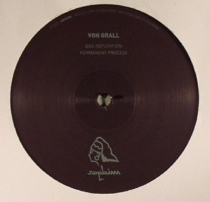 VON GRALL - Following The Rules EP