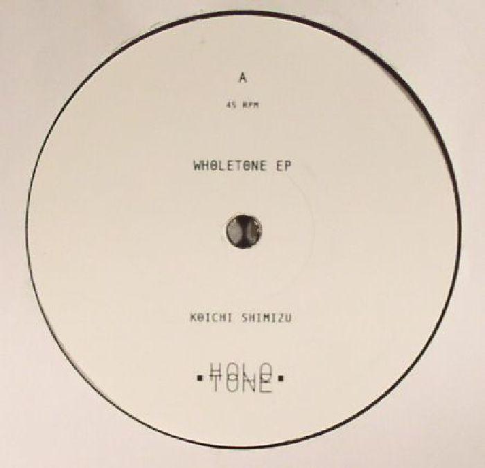 SHIMIZU, Koichi - Wholetone EP