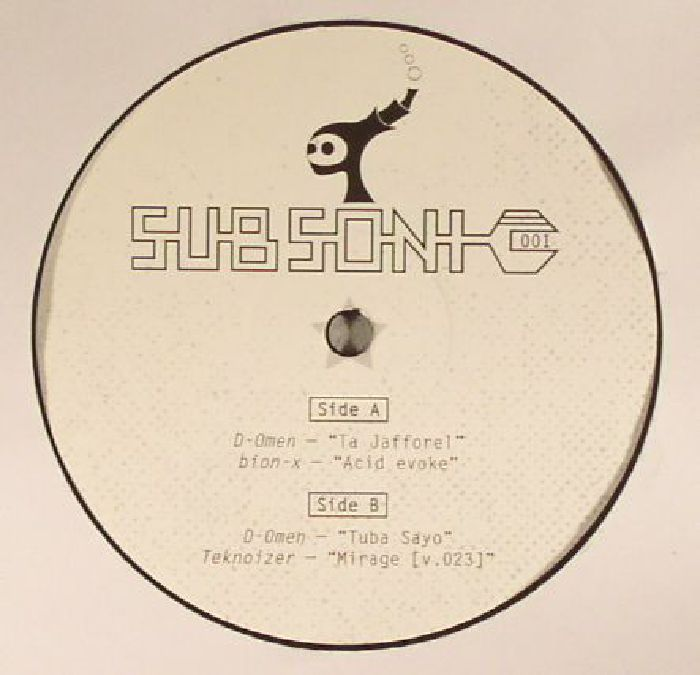 D OMEN/BION X/TEKNOIZER - SUBSONIC 001