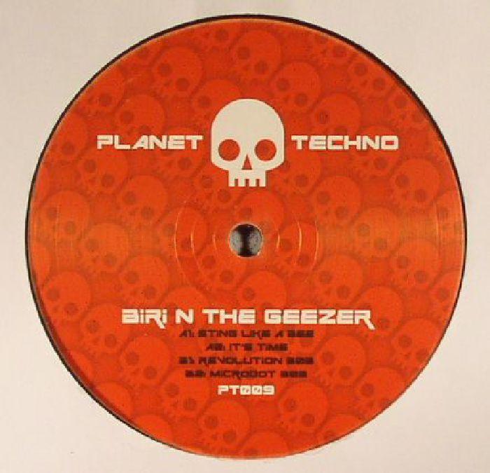 Biri 'N' The Geezer - U.F.O. 003