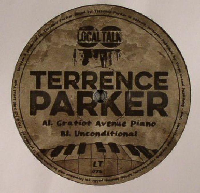 PARKER, Terrence - Gratiot Avenue Piano