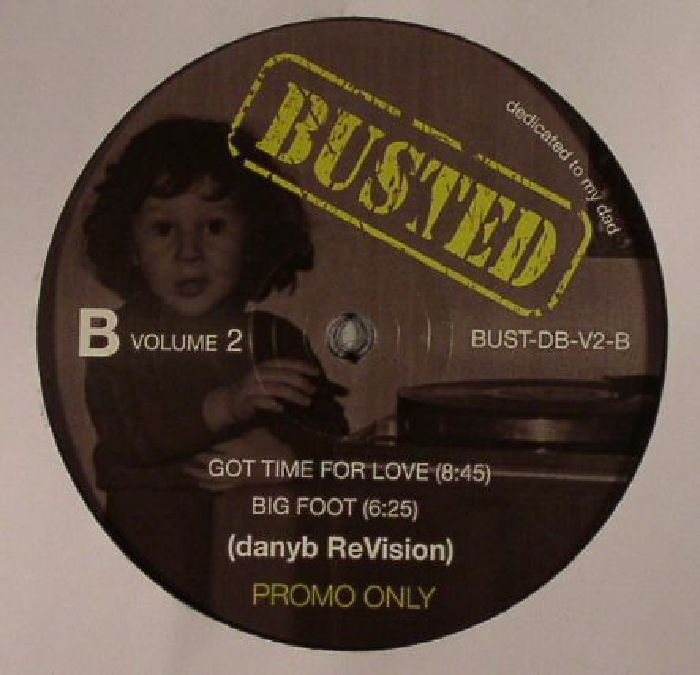 DANYB - Busted Volume 2