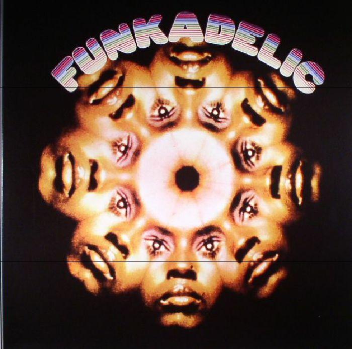 FUNKADELIC - Funkadelic (reissue)