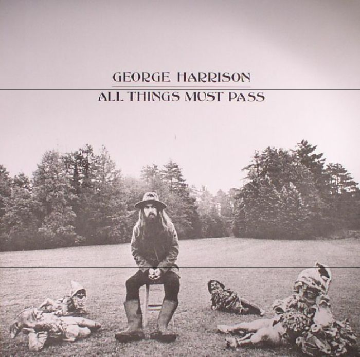 HARRISON, George - All Things Must Pass (remastered)