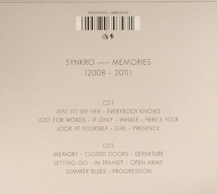 SYNKRO - Memories: 2008-2011