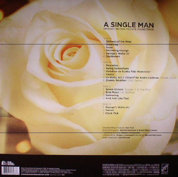 KORZENIOWSKI, Abel/VARIOUS - A Single Man (Soundtrack)