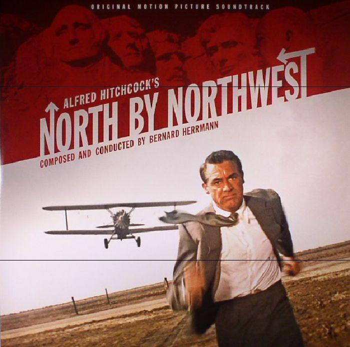 HERRMANN, Bernard - North By North West (Soundtrack) (reissue)