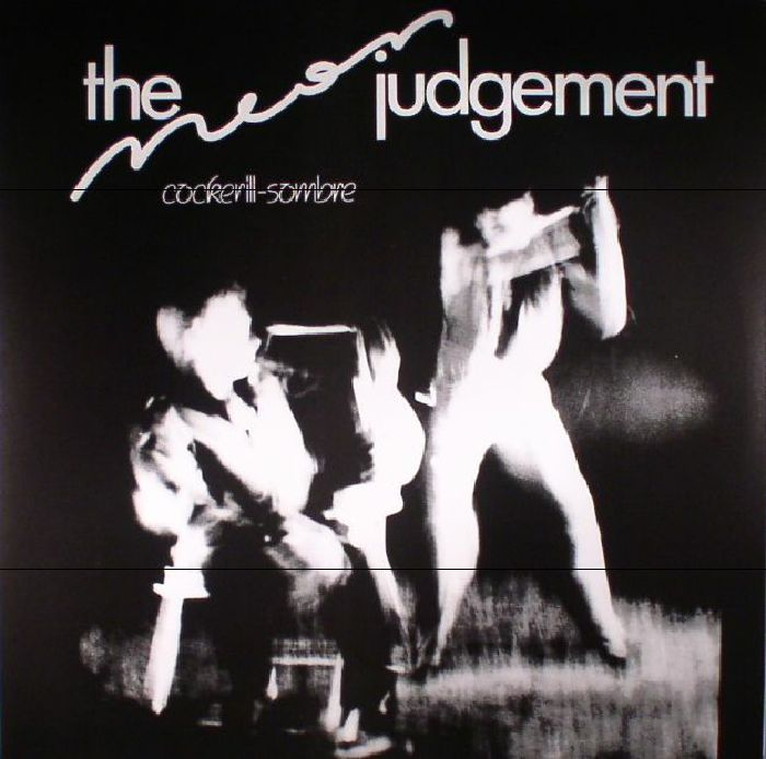 NEON JUDGEMENT, The - Cockerill-Sombre EP
