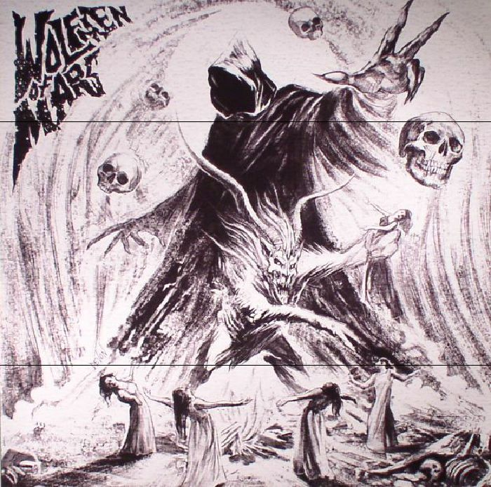 WOLFMEN OF MARS - The Witch The Goat & The Malevolent Spirit