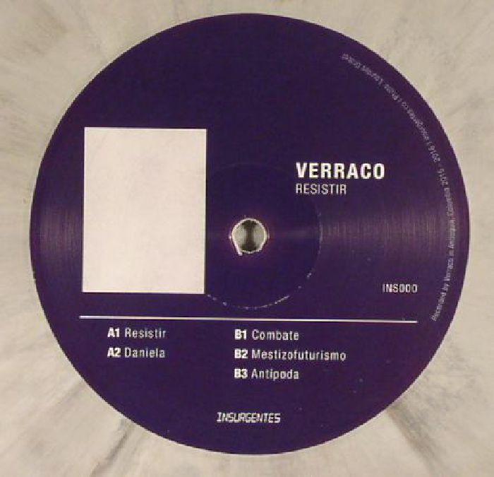 VERRACO - Resistir