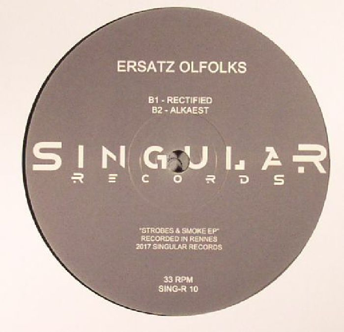 ERSATZ OLFOLKS - Strobes & Smoke EP