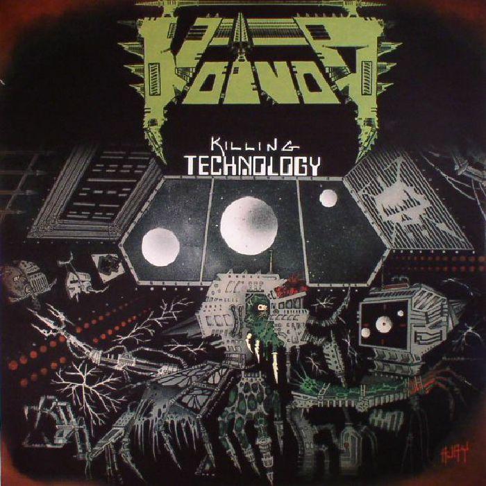 VOIVOD - Killing Technology (reissue)
