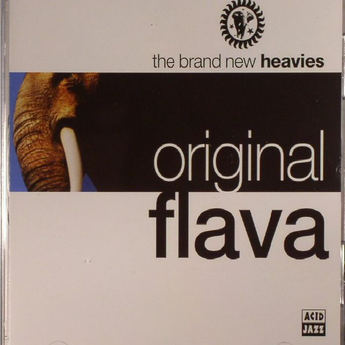 BRAND NEW HEAVIES, The - Original Flava