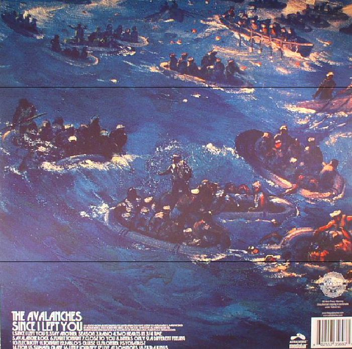 AVALANCHES, The - Since I Left You