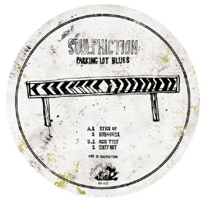 SOULPHICTION - Parking Lot Blues EP