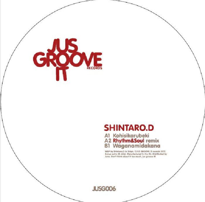SHINTARO D - Kohisikarubeki