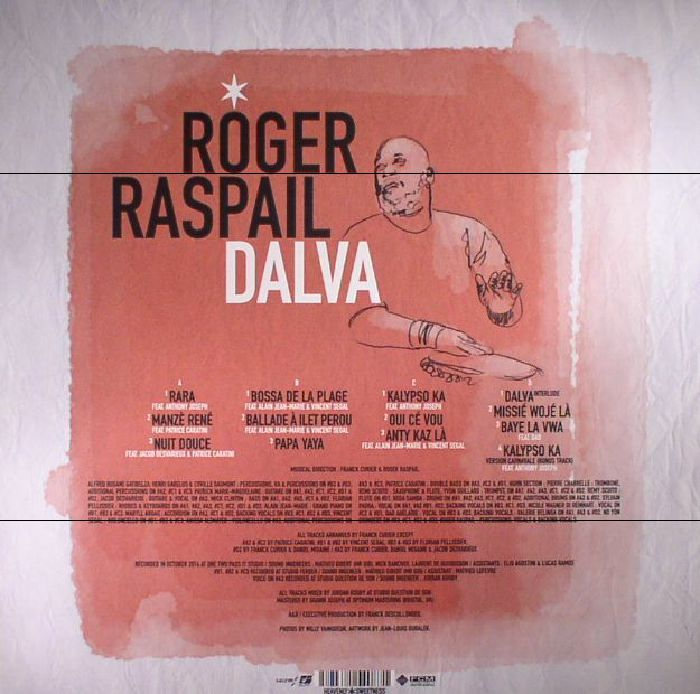 RASPAIL, Roger - Dalva